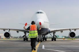 aircrafts ground handling