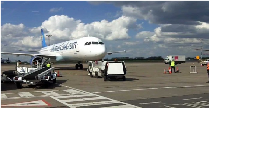 ground handling at airports india